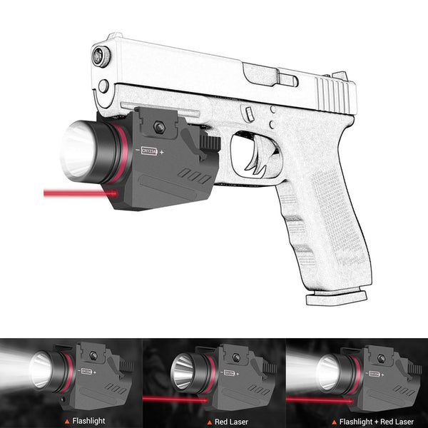 Tactical LED Pistol Light