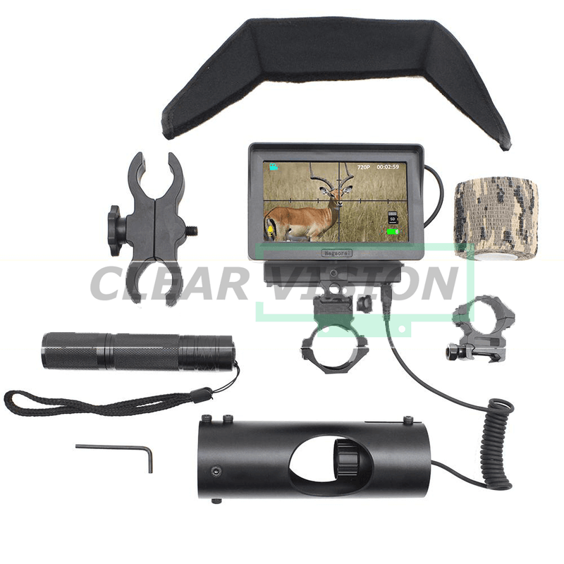 [SOLD OUT] CLEARVISION GEN1 Night Vision Scopecam Kit