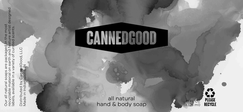 Dark Clouds - Hand Soap with Reusable Pump