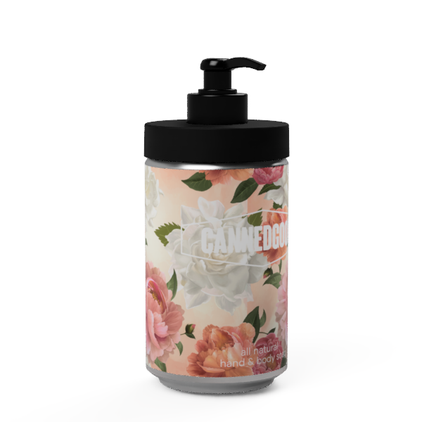 Romance of the Rose - Hand Soap with Reusable Pump