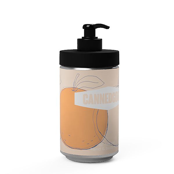 Orange You Cute - Hand Soap with Reusable Pump