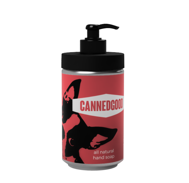 Pup Love - Hand Soap with Reusable Pump