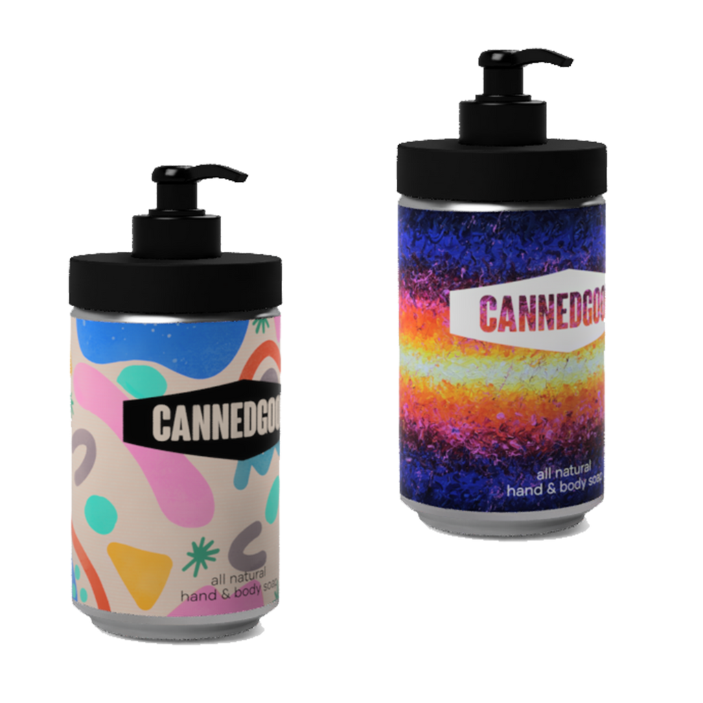Pre-Order Hand Soap with Reusable Pump - Pride Designs