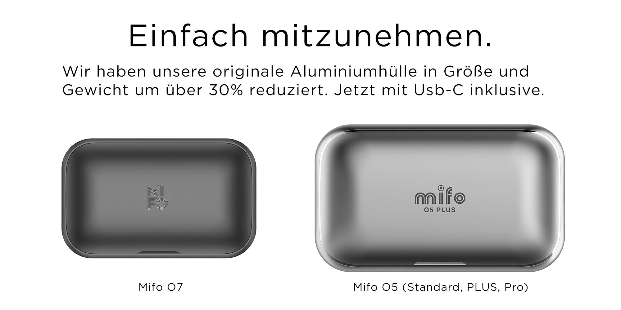 Mifo O7 Dual Balanced Armature Smart True Wireless Bluetooth 5.0 Kopfhörer