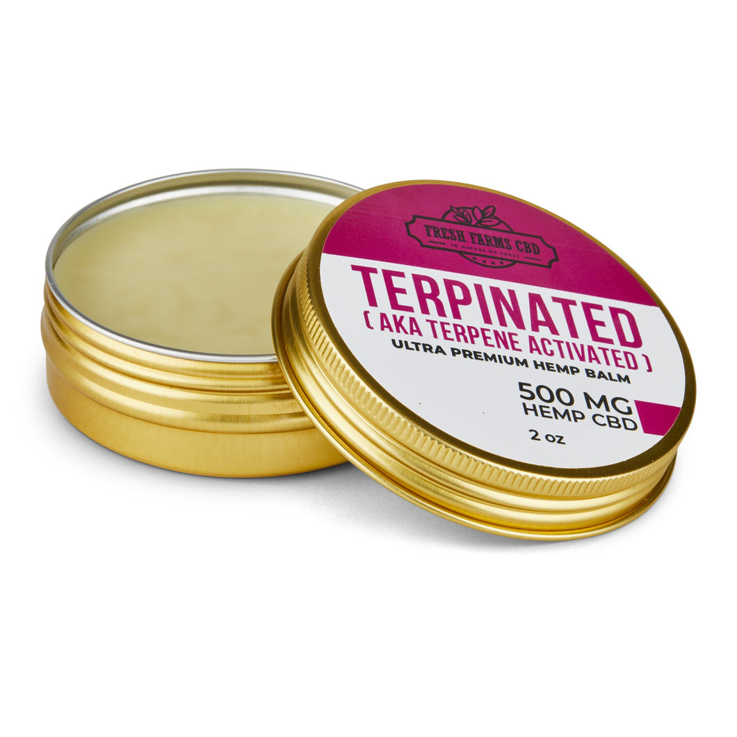 Terpinated Activated Balm 500MG - The Farmacy