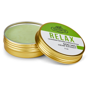 Relax Body Balm 500MG - The Farmacy