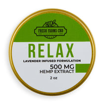 Load image into Gallery viewer, Relax Body Balm 500MG - The Farmacy