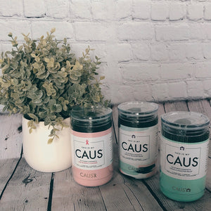 Caus Blush Can Cooler