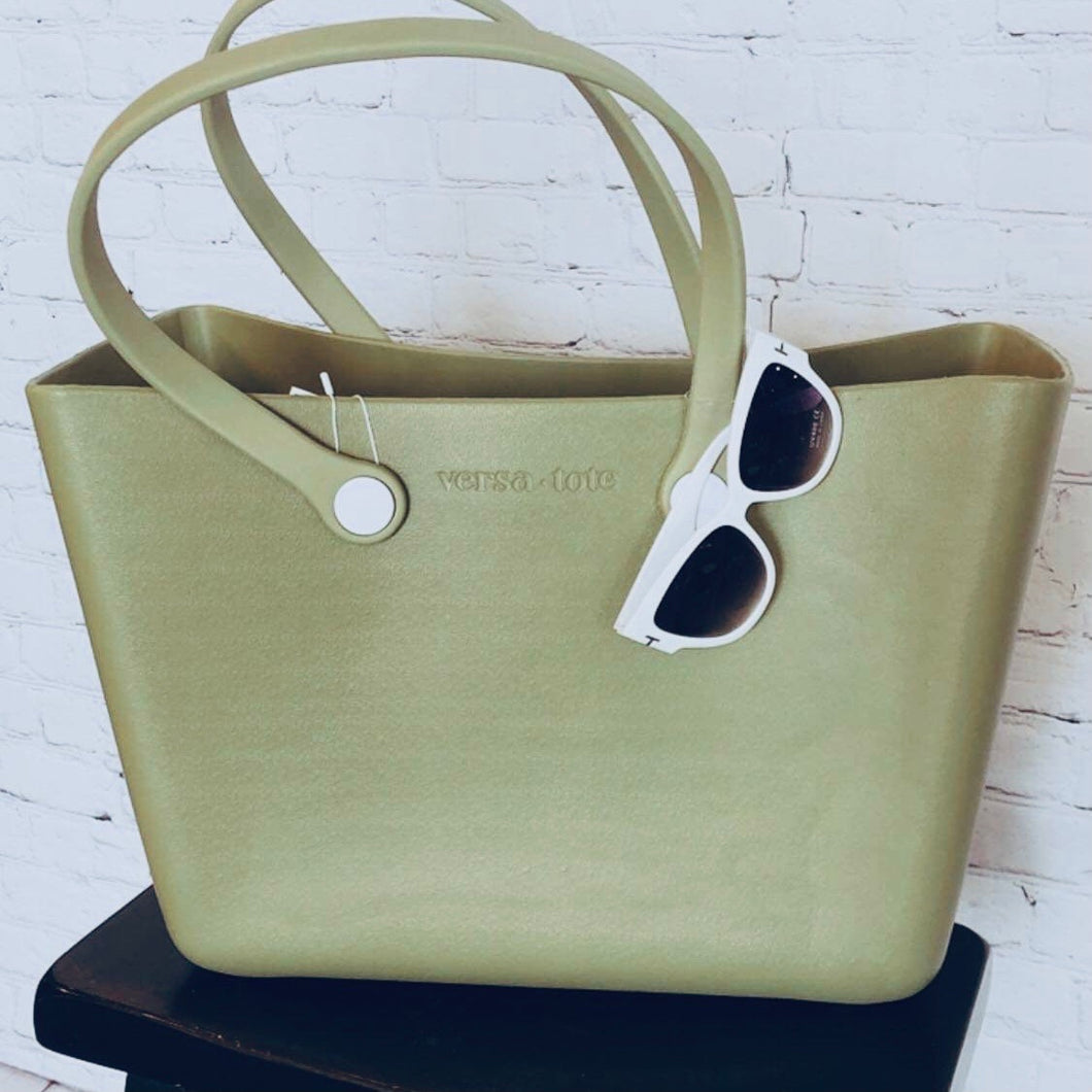 Large Versa Tote (w/ interchangeable straps!)