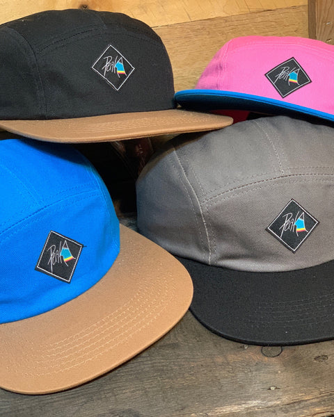 Fall 5 Panel Hat Collection Available Now!