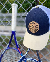 Load image into Gallery viewer, Navy Blue Trucker Hat