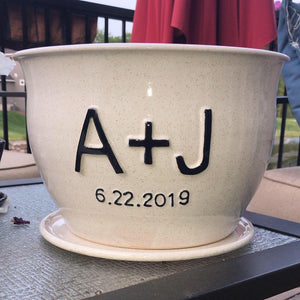 Wedding Planter