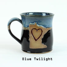 Load image into Gallery viewer, Minnesota Heart Mugs