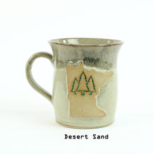 Load image into Gallery viewer, Minnesota Tree Mugs