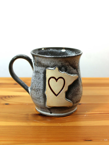 Minnesota Heart Mugs