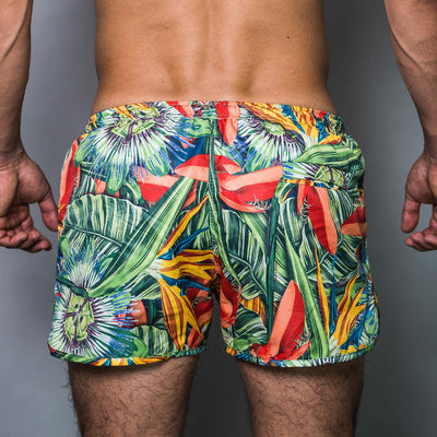 Short Cesar / Flora Nativa