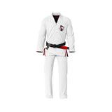 American Warrior Sublimation Brazilian Jiu Jitsu Gi ( BJJ GI )