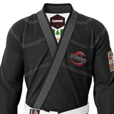We Are All One Black Sublimation Brazilian Jiu Jitsu Gi ( BJJ GI )
