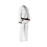 Summo Basic White with Black Thread Brazilian Jiu Jitsu Gi ( BJJ GI )