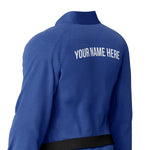 CustomLogo / Name Brazilian Jiu Jitsu Gi ( BJJ GI )