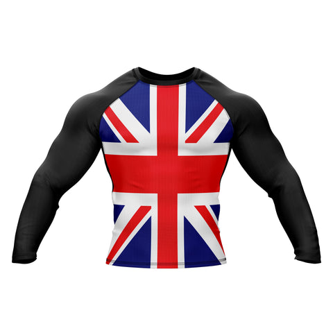 British Patriotic Rashguard