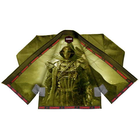 Assassin Sublimation Braziliaanse Jiu Jitsu  Gi ( BJJ GI )