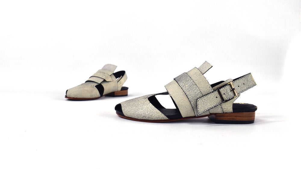 The Strata Sandal - Crack