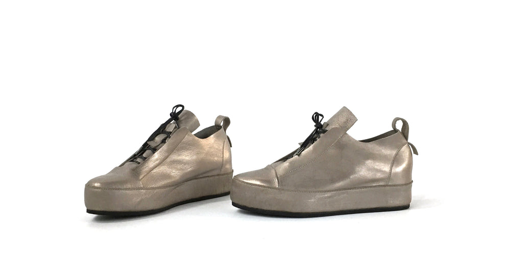 The Xpress Shoe - Oxidised Pewter