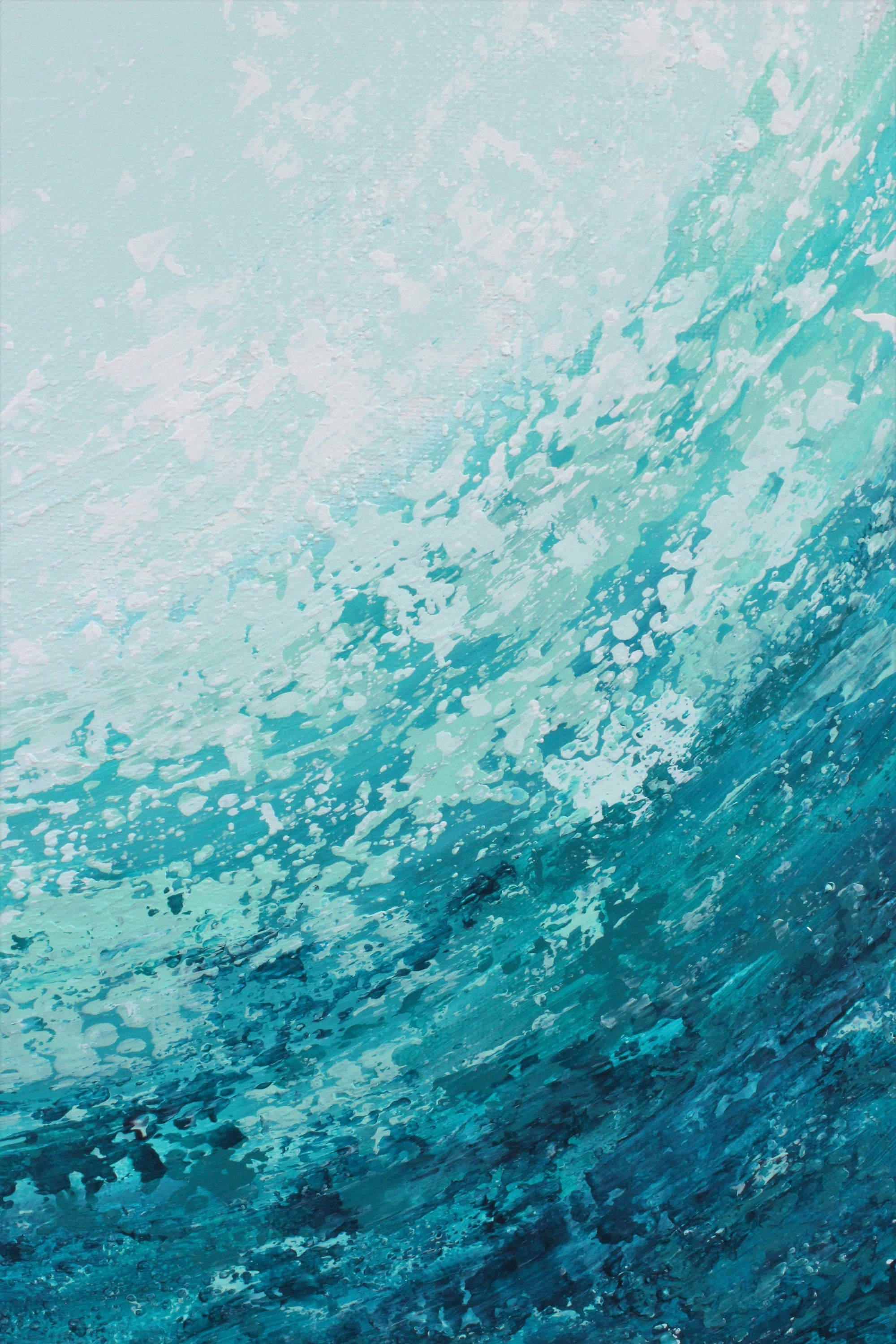"""Sea Foam"" 