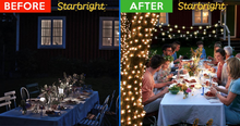 Load image into Gallery viewer, Star Bright String Lights