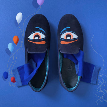 HUMS EYE TALISMAN LOAFER-House shoe-Hums-Hums
