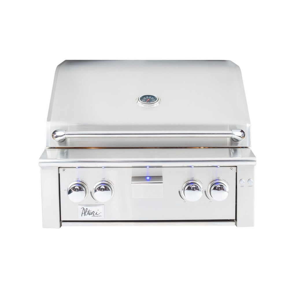 "Summerset Grills Alturi Grill 30"" Propane Built in with Stainless Steel Main Burners ALT30T-LP"