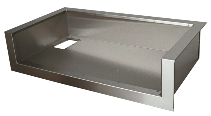 "Le Griddle - Accessories - Stainless Steel Insulated Liner For 30"" Griddle GF_LINER75"