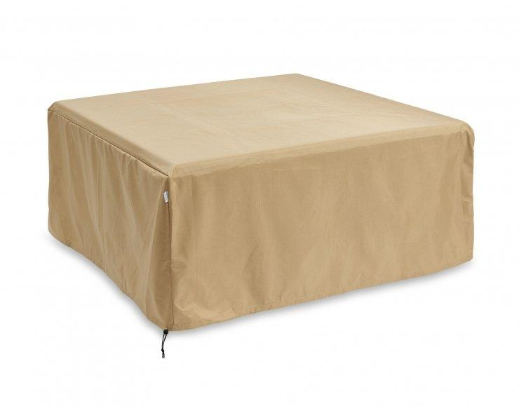 Outdoor Greatroom Company - Accessories - Square Tan Protective Cover CVR5151
