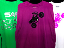 Load image into Gallery viewer, SUP Grom Squad Wheelie Shirt (adult/unisex)