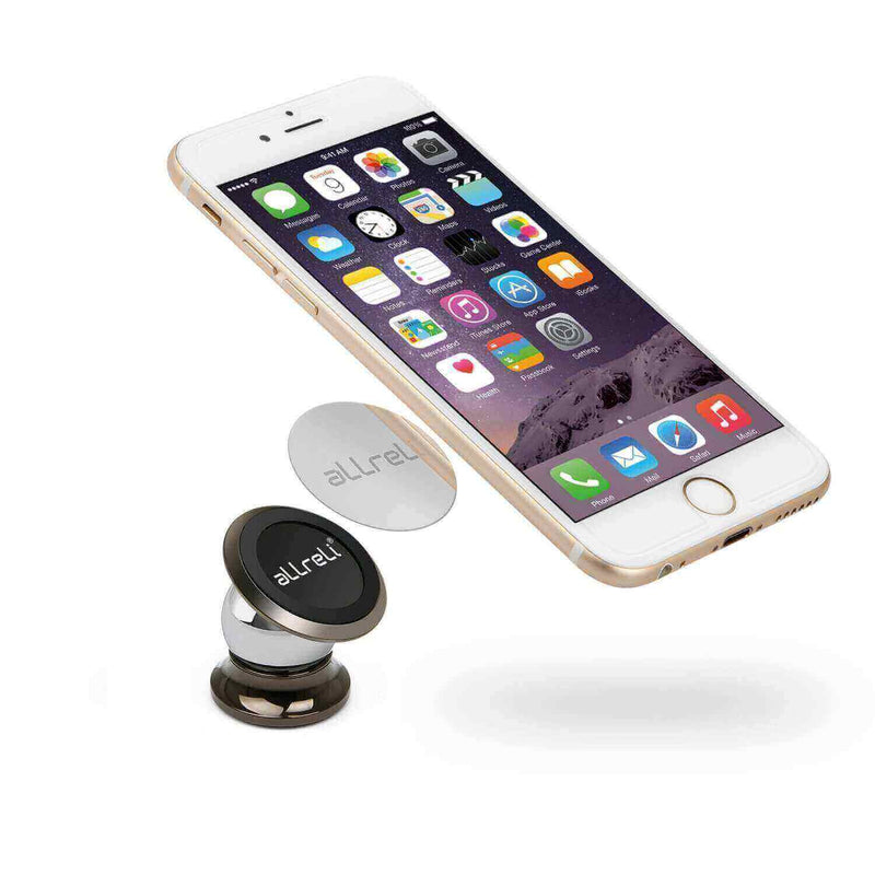 aLLreLi Magnetic Car Cell Phone Mounts