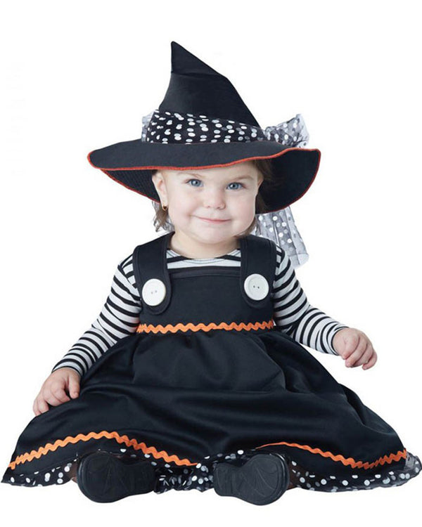 Crafty Little Witch Infant and Toddler Costume