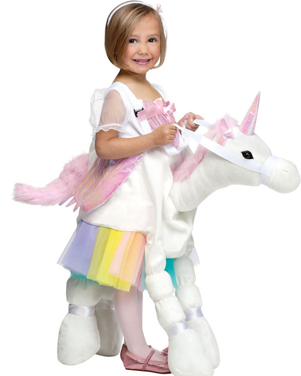 Ride to School on a Unicorn | Stay at Home Mum