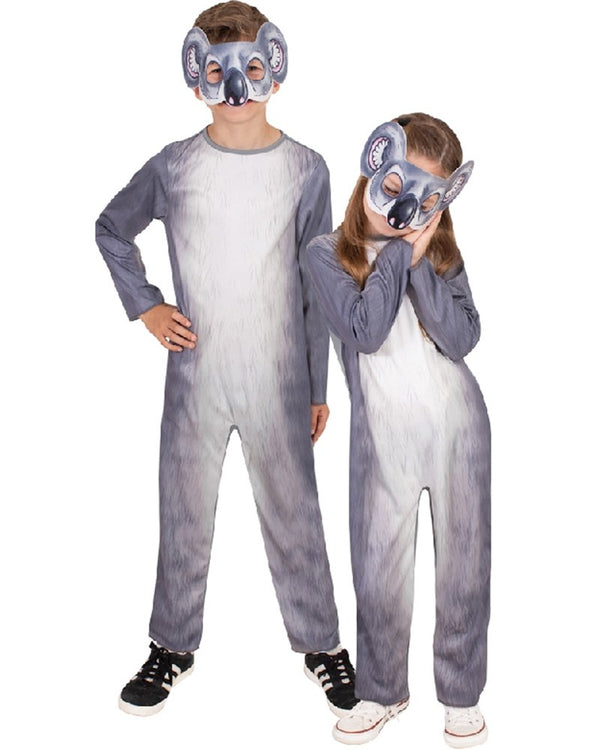 Koala Jumpsuit with Mask | Stay At Home Mum
