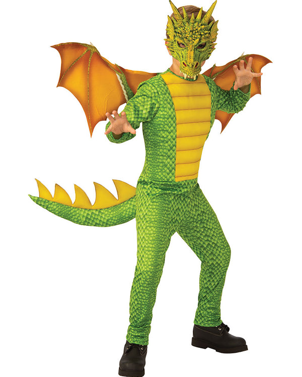 The Deluxe Dragon Costume | Stay at Home Mum
