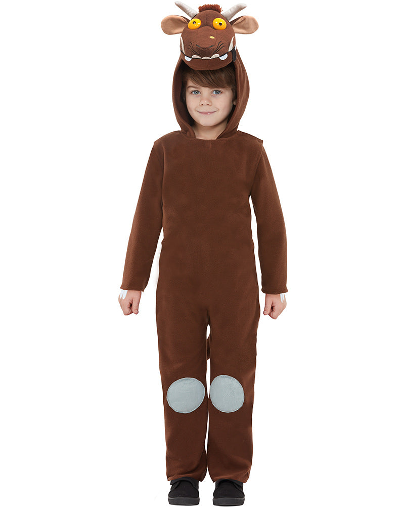 The Gruffalo Jumpsuit with Hood | Stay at Home Mum