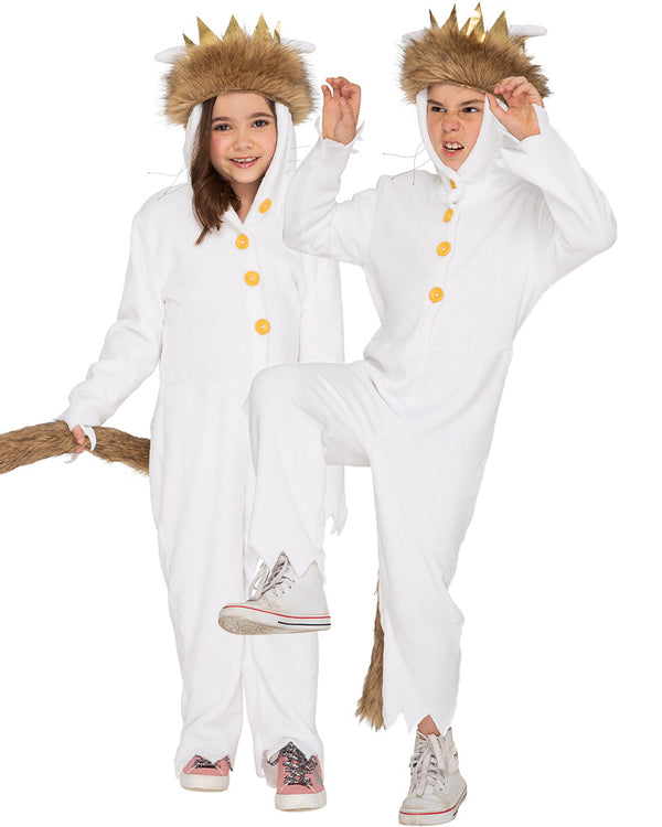 Where the Wild Things Are Costume | Stay At Home Mum