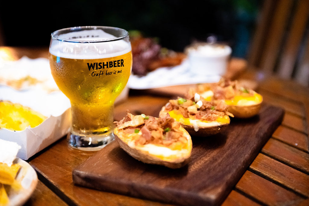 5 reasons to organize your next event at Wishbeer! You'll love #4...