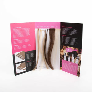 HAIR SAMPLE PACK-ELEGANCE RANGE