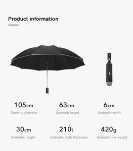 The mini Business LED Pocket Designed Umbrella
