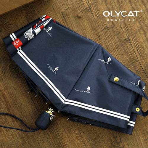 The Olycat Sailboat Style Umbrella