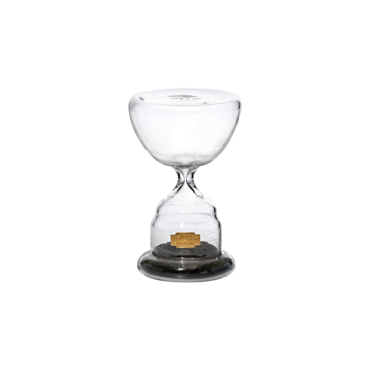 Trophy Shaped Sandglass Black NO.3