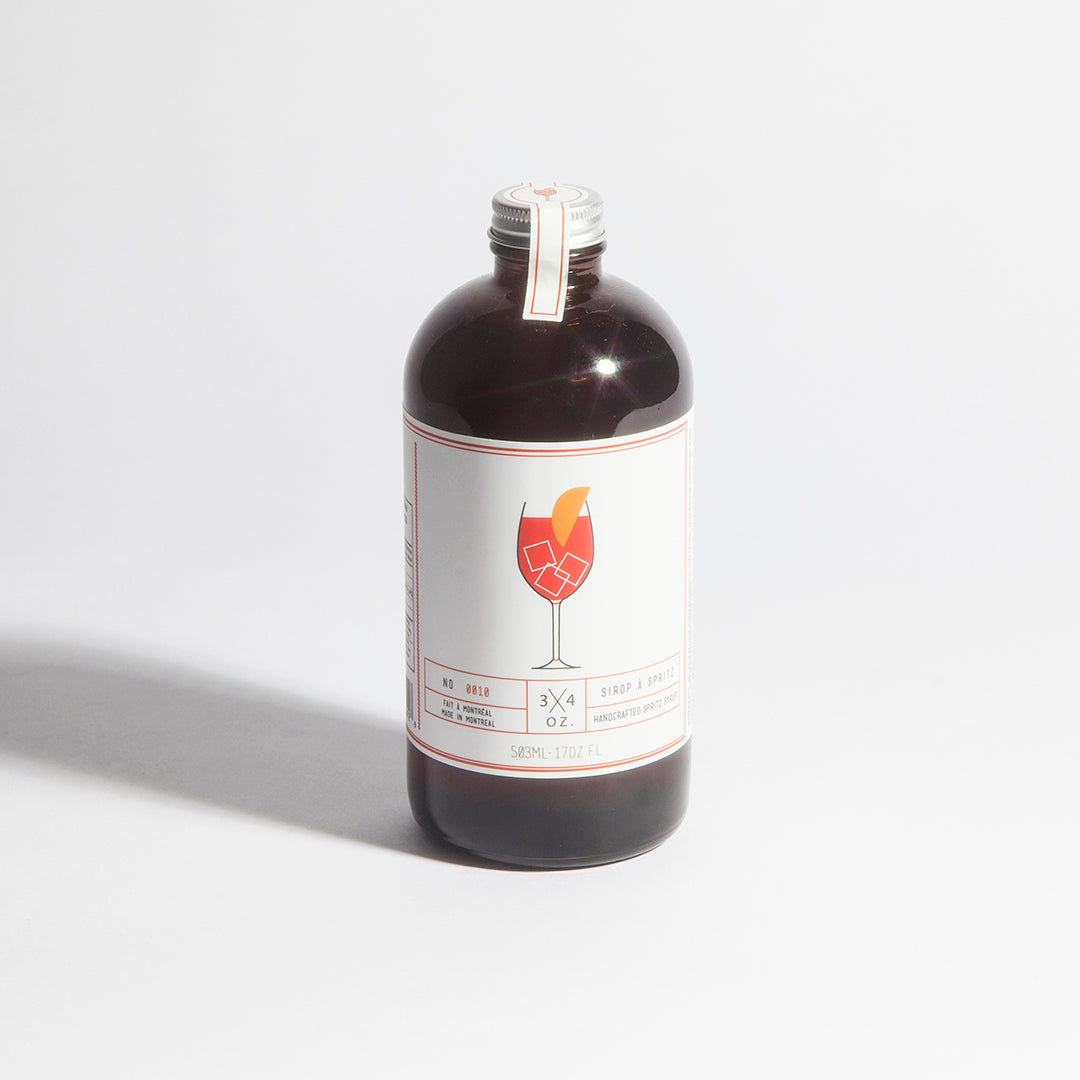 Spritz Cocktail Syrup