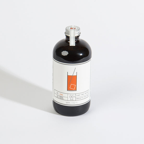 Tonic Cocktail Syrup