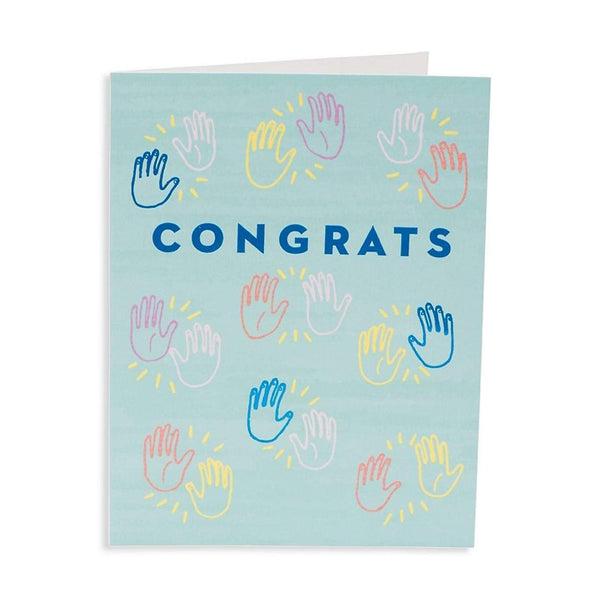 Greeting Card – Congrats